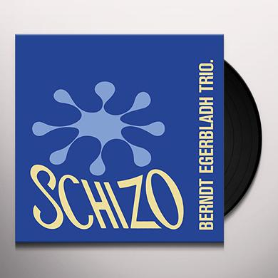 Berndt Trio Egerbladh SCHIZO Vinyl Record