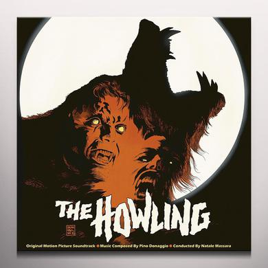 Pino Donaggio HOWLING / O.S.T. Vinyl Record