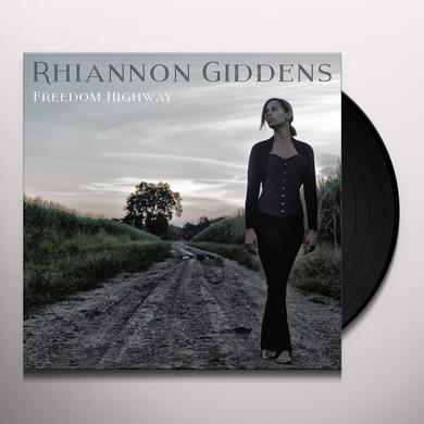 Rhiannon Giddens FREEDOM HIGHWAY Vinyl Record