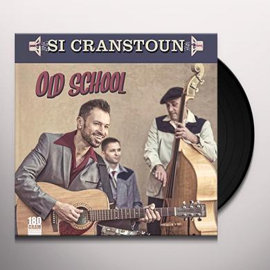 Si Cranstoun OLD SCHOOL Vinyl Record
