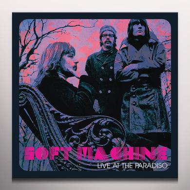 Soft Machine LIVE AT THE PARADISO Vinyl Record