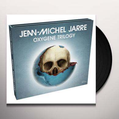 Jean-Michel Jarre OXYGENE TRILOGY Vinyl Record