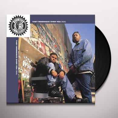 Pete Rock & Cl Smooth T.R.O.Y. (THEY REMINISCE OVER YOU) STRAIGHTEN IT Vinyl Record
