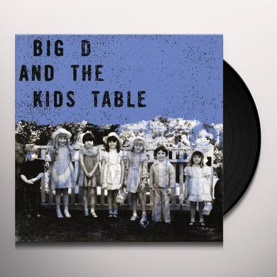 Big D & Kids Table SHOT BY LAMM LIVE Vinyl Record