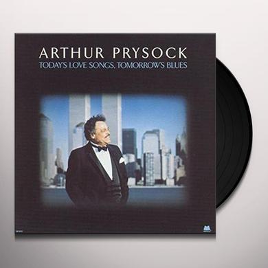 Arthur Prysock TODAY'S LOVE SONGS TOMORROW'S BLUES Vinyl Record