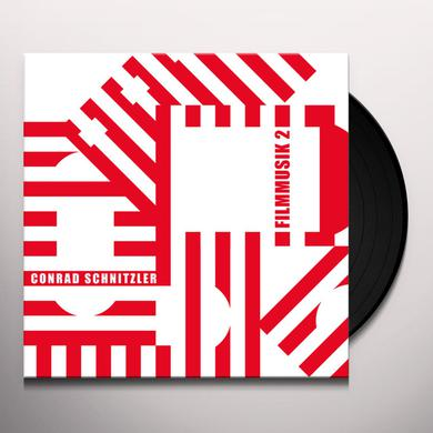 Conrad Schnitzler FILMMUSIK 2 Vinyl Record