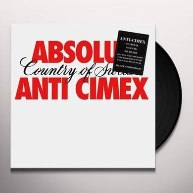 ANTI CIMEX ABSOLUT COUNTRY OF SWEDEN Vinyl Record