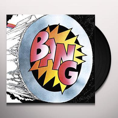 BANG Vinyl Record - Black Vinyl