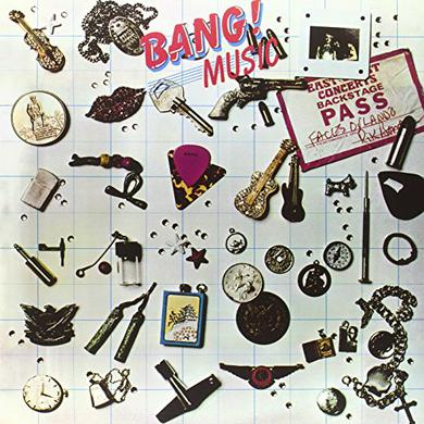 Bang MUSIC & LOST SINGLES Vinyl Record