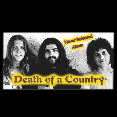 Bang DEATH OF A COUNTRY Vinyl Record