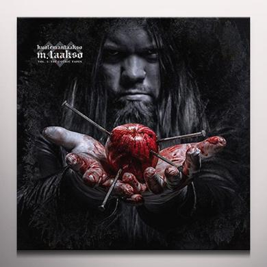 Kuolemanlaakso M LAAKSO: THE GOTHIC TAPES 1 Vinyl Record - Red Vinyl