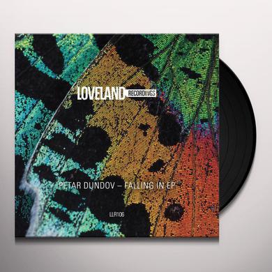 Petar Dundov FALLING IN Vinyl Record