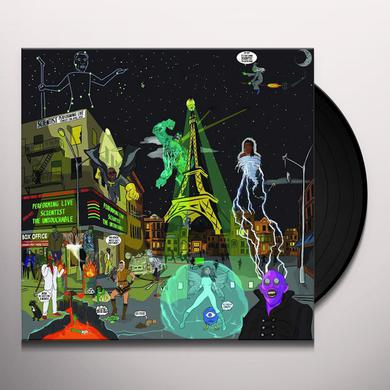 Scientist UNTOUCHABLE Vinyl Record