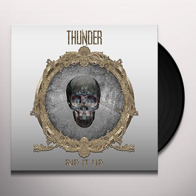 Thunder RIP IT UP Vinyl Record