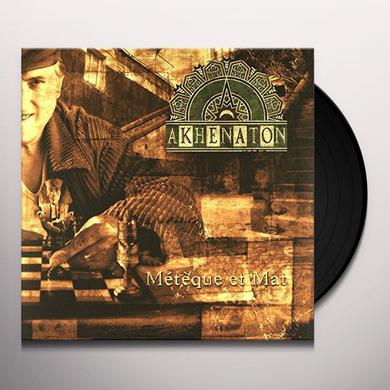 AKHENATON METEQUE ET MAT Vinyl Record