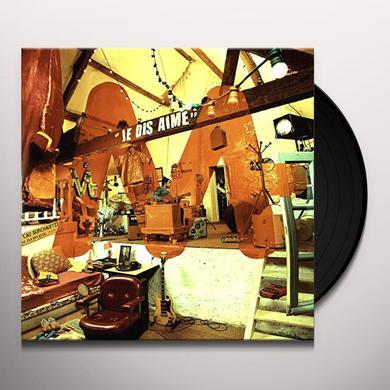 -M- JE DIS AIME Vinyl Record