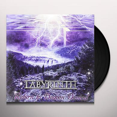 Labyrinth RETURN TO HEAVEN DENIED Vinyl Record