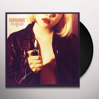 Caravan FUEGO Vinyl Record