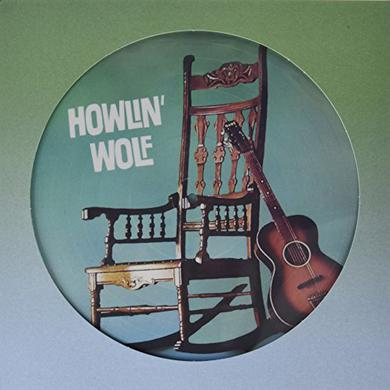 HOWLIN WOLF (PICTURE DISC) Vinyl Record
