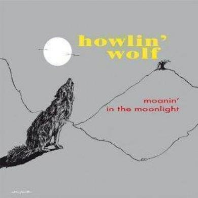 Howlin Wolf MOANIN IN THE MOONLIGHT (PICTURE DISC) Vinyl Record
