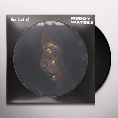 BEST OF MUDDY WATERS (PICTURE DISC) Vinyl Record