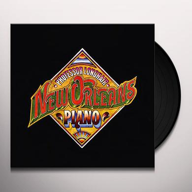 Professor Longhair NEW ORLEANS PIANO Vinyl Record - Holland Import