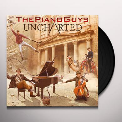 PIANO GUYS UNCHARTED Vinyl Record - Holland Import
