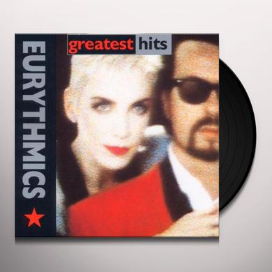 Eurythmics GREATEST HITS Vinyl Record