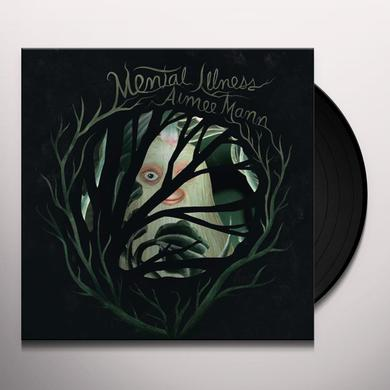 Aimee Mann MENTAL ILLNESS Vinyl Record