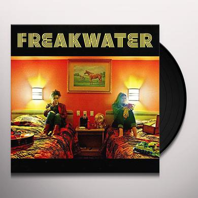 Freakwater ASP & THE ALBATROSS Vinyl Record