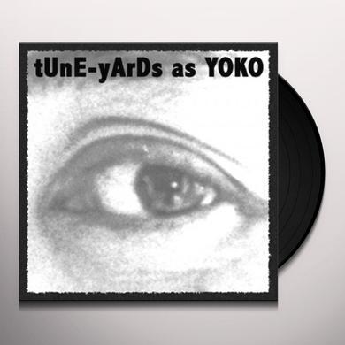 TUNE-YARDS AS YOKO Vinyl Record