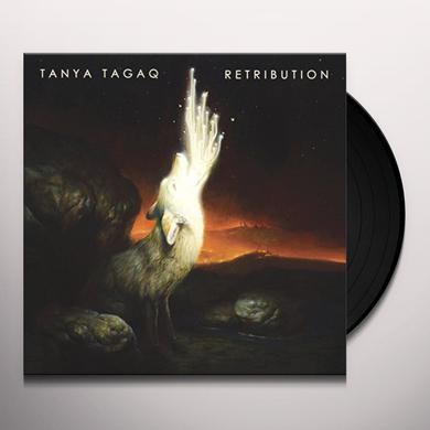 Tanya Tagaq RETRIBUTION Vinyl Record - Canada Import