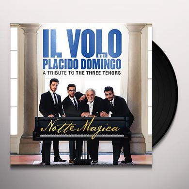 Il Volo NOTTE MAGICA: TRIBUTE TO THE THREE TENORS Vinyl Record