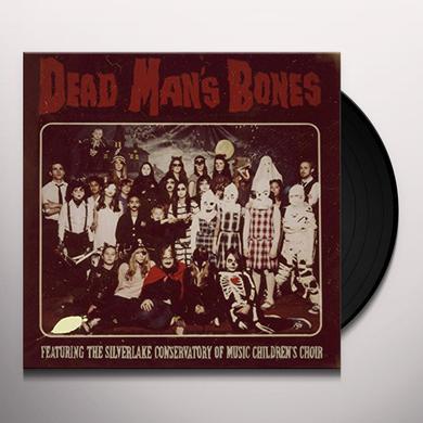 DEAD MAN'S BONES Vinyl Record