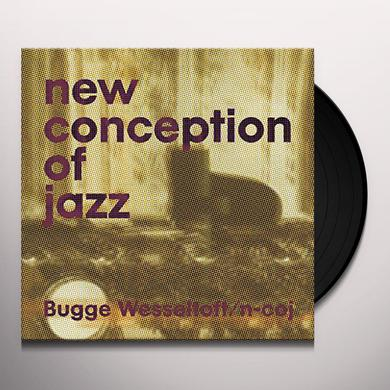 Bugge Wesseltoft NEW CONCEPTION OF JAZZ Vinyl Record