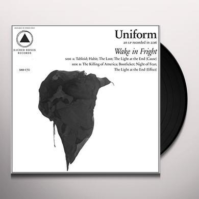 Uniform WAKE IN FRIGHT Vinyl Record