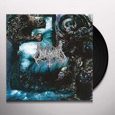 Unleashed ACROSS THE OPEN SEA Vinyl Record