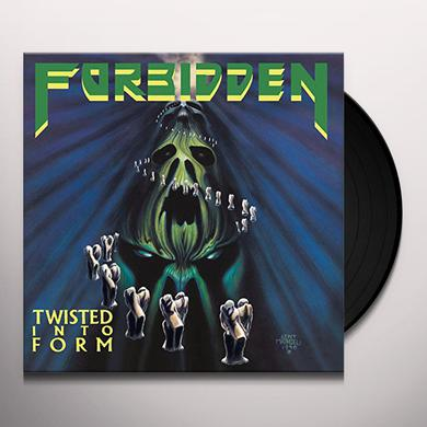 Forbidden TWISTED INTO FORM Vinyl Record