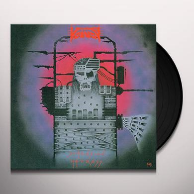 Voivod DIMENSION HATROSS Vinyl Record