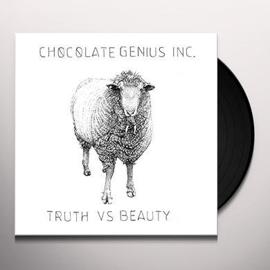 Chocolate Genius TRUTH VS BEAUTY Vinyl Record