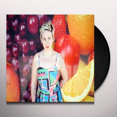 Allison Crutchfield TOURIST IN THIS TOWN Vinyl Record
