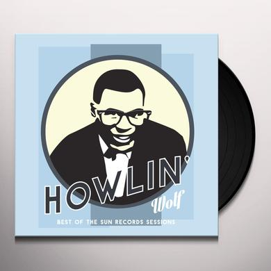 Howlin Wolf BEST OF THE SUN RECORDS SESSIONS Vinyl Record