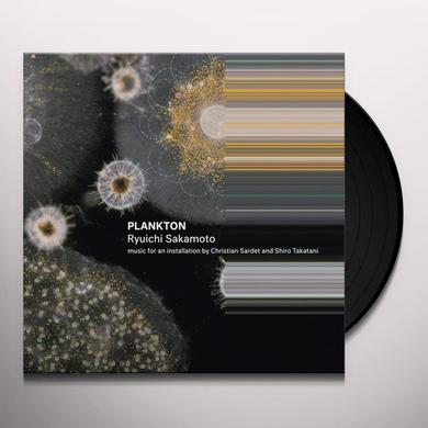 Ryuichi Sakamoto PLANKTON - O.S.T. Vinyl Record