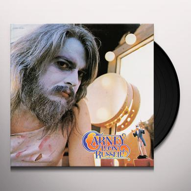 Leon Russell CARNEY Vinyl Record