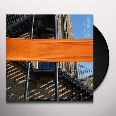 Manu Delago METROMONK Vinyl Record