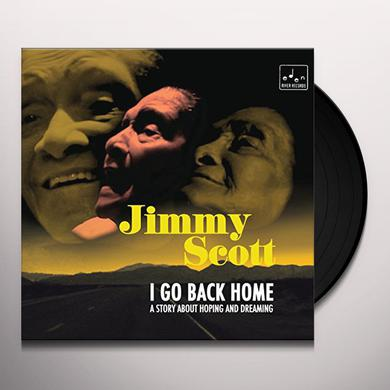 Jimmy Scott I GO BACK HOME Vinyl Record