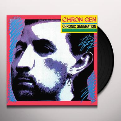 Chron Gen CHRONIC GENERATION Vinyl Record
