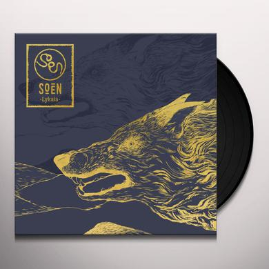 SOEN LYKAIA Vinyl Record - 180 Gram Pressing, Digital Download Included