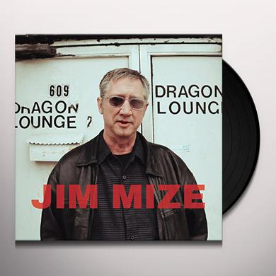 JIM MIZE Vinyl Record