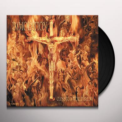 Immolation CLOSE TO A WORLD BELOW Vinyl Record